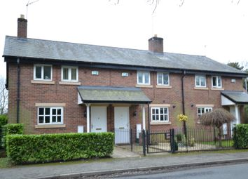 Thumbnail 3 bed terraced house for sale in Station Road, Styal, Wilmslow
