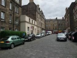 Thumbnail 4 bedroom flat to rent in Wheatfield Street, Edinburgh