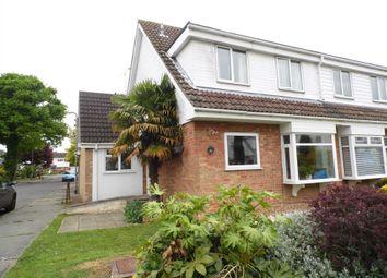 Thumbnail 4 bedroom semi-detached house to rent in Broadlands, Benfleet