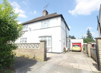 Thumbnail 3 bed semi-detached house for sale in Ryhope Road, London