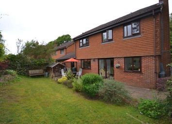 Thumbnail 4 bed detached house for sale in Station Close, Rotherfield, East Sussex