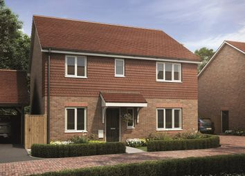 "Thumbnail 4 bed detached house for sale in ""The Marlborough"" at London Road, Upper Harbledown, Canterbury"