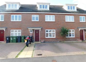 Thumbnail 4 bedroom town house for sale in Gala Drive, Stourport-On-Severn