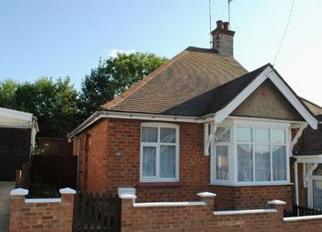 Thumbnail 2 bed semi-detached bungalow to rent in Norton Road, Kingsthorpe, Northampton