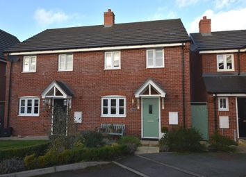 Thumbnail 3 bed semi-detached house for sale in Beech Avenue, Woore, Crewe