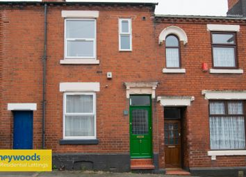 Thumbnail Terraced house to rent in Ashfields New Road, Newcastle-Under-Lyme