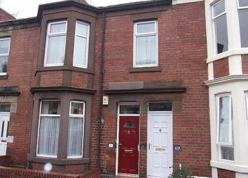 Thumbnail 3 bed terraced house to rent in Audley Road, Gosforth, Newcastle Upon Tyne