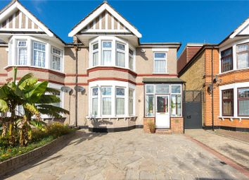 Thumbnail 4 bed semi-detached house for sale in Abbotsford Road, Goodmayes, Ilford