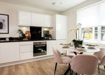 "Thumbnail 1 bed flat for sale in ""Plot 81"" at Merriam Close, London"