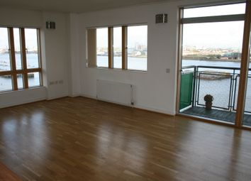 Thumbnail 2 bed flat to rent in John Harrison Way, Greenwich