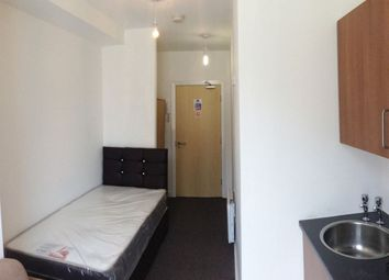 Thumbnail Studio to rent in En-Suite Bedroom + Kitchen, Bills Inc, Quebec St