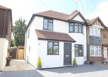 Thumbnail 3 bed semi-detached house for sale in Molesham Way, West Molesey