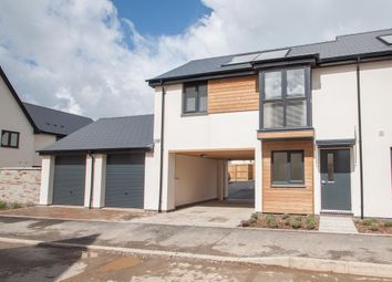 Thumbnail 1 bed end terrace house for sale in Albacore Drive, Plymouth