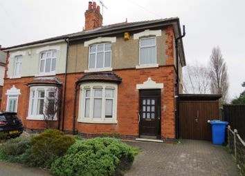 Thumbnail 3 bed semi-detached house for sale in Lindon Drive, Alvaston, Derby