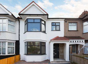 Thumbnail 4 bed terraced house for sale in Horns Road, Ilford