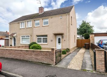 Thumbnail 3 bed semi-detached house for sale in Hawthornden Avenue, Bonnyrigg, Midlothian