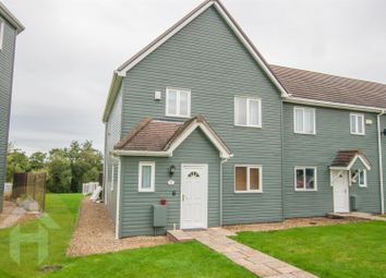 Wiltshire Crescent, Royal Wootton Bassett, Swindon SN4. 3 bed end terrace house for sale