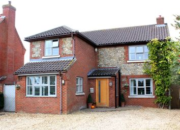 Thumbnail 4 bed detached house for sale in Westgate Street, Shouldham, King's Lynn