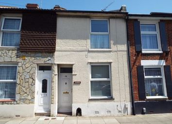 Thumbnail 3 bed terraced house for sale in Fratton, Portsmouth, Hampshire