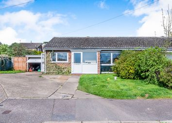 Thumbnail 2 bed semi-detached bungalow for sale in Tythe Piece, Fenstanton, Huntingdon