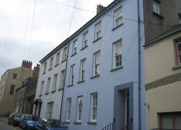 Thumbnail 2 bed flat to rent in 10 Goat Street, Flat 5, Haverfordwest.