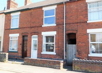 Thumbnail 2 bed terraced house for sale in Highfield Street, Hugglescote, Coalville