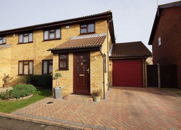 Thumbnail 3 bedroom semi-detached house for sale in Montgomery Court, Shoeburyness