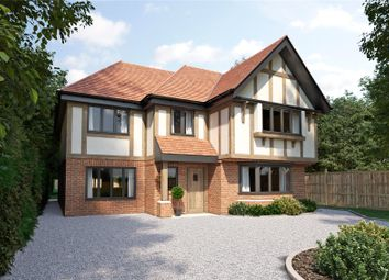 Thumbnail 5 bedroom detached house for sale in Weald Road, Sevenoaks, Kent