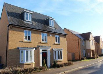 5 bed detached house for sale in Trinity Way, Papworth Everard, Cambridge CB23