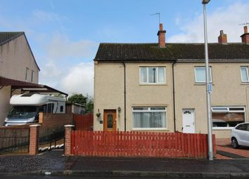 Thumbnail 2 bed end terrace house for sale in 43 Birniehill Avenue, Bathgate, Bathgate