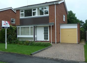Thumbnail 3 bed detached house to rent in Brownhill Close, Cropwell Bishop