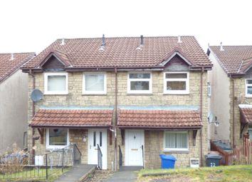 Thumbnail 4 bed semi-detached house for sale in Luss Avenue, Greenock