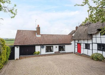 Thumbnail 4 bed detached house for sale in Newport Road, Moulsoe, Newport Pagnell
