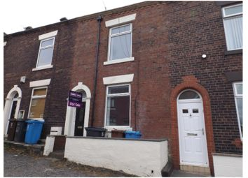 Thumbnail 2 bed terraced house for sale in Dickens Street, Oldham