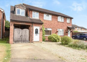 Thumbnail 5 bedroom semi-detached house for sale in Ethelhelm Close, Abingdon