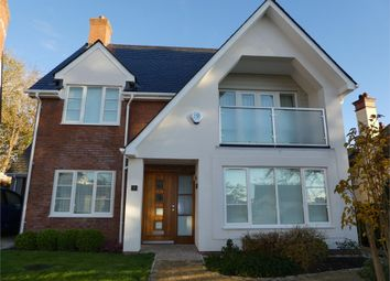 Thumbnail 3 bed detached house for sale in East Budleigh Road, Budleigh Salterton