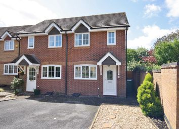 Thumbnail 2 bed end terrace house to rent in Suffolk Drive, Whiteley, Fareham