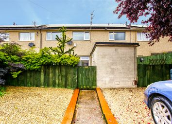 Thumbnail 2 bed terraced house for sale in Quarry Avenue, Nottingham