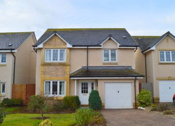 Thumbnail 4 bed detached house for sale in Whitehall Road, Chirnside, Duns, Berwickshire, Scottish Borders