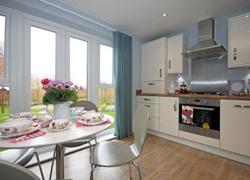 """Thumbnail 2 bedroom end terrace house for sale in """"Roseberry"""" at Cobblers Lane, Pontefract"""