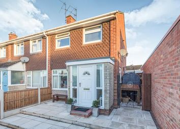 Thumbnail 3 bed end terrace house for sale in Martley Road, St Johns, Worcester, Worcestershire