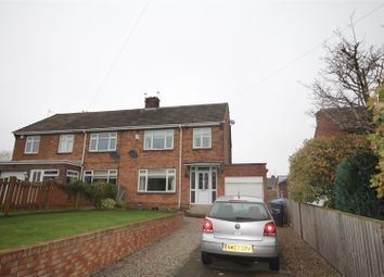 Thumbnail 3 bed semi-detached house for sale in Woodhouse Lane, Bishop Auckland