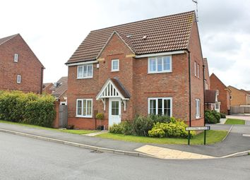 3 bed detached house for sale in Windlass Drive, Wigston, Leicester LE18