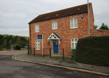 Thumbnail 3 bed detached house for sale in Lake View, Pontefract, West Yorkshire