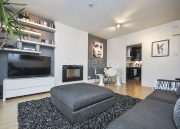 Thumbnail 1 bedroom flat for sale in Westbere Road, West Hampstead Borders, London
