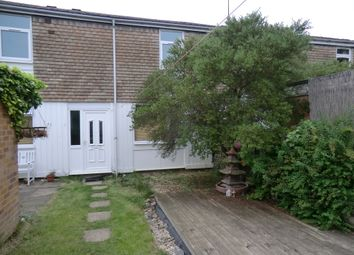 Thumbnail 3 bed terraced house to rent in Mottistone Close, Styvechale, Coventry