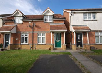 Thumbnail 2 bed terraced house for sale in Greenhills, Killingworth, Newcastle Upon Tyne
