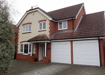 Thumbnail 5 bed detached house for sale in Little Field, Staplehurst, Tonbridge