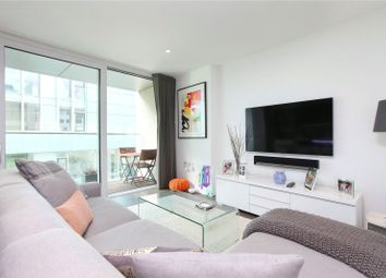 Thumbnail 1 bed flat to rent in Copperlight Apartments, The Filaments, Wandsworth