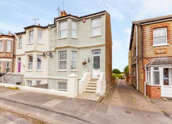 Thumbnail 3 bed end terrace house for sale in Percy Avenue, Broadstairs, Kent